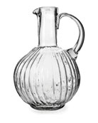 Jarron San Juana Clear Pitcher