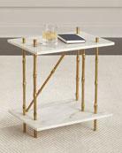 Bruner Marble Side Table