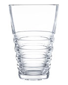 Oxymore Large Vase, Clear
