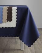 Matouk Savannah Tablecloth, 108