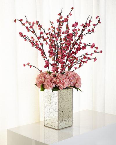 Modernist Branches Faux Floral