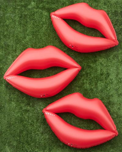 Lips Pool Float