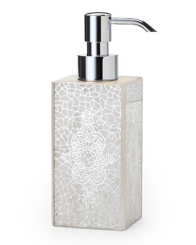 Miraflores Ivory Pump Dispenser