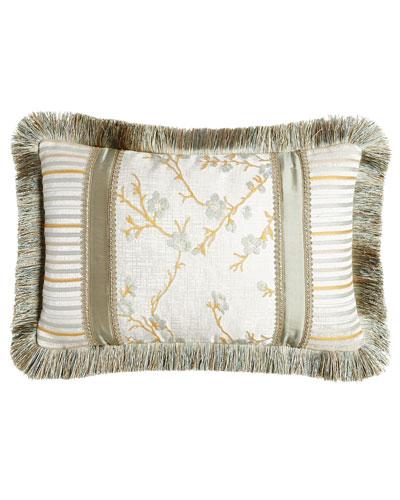 Blossom Boudoir Pillow, 13