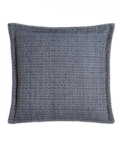Windfall Navy Chenille Pillow, 18