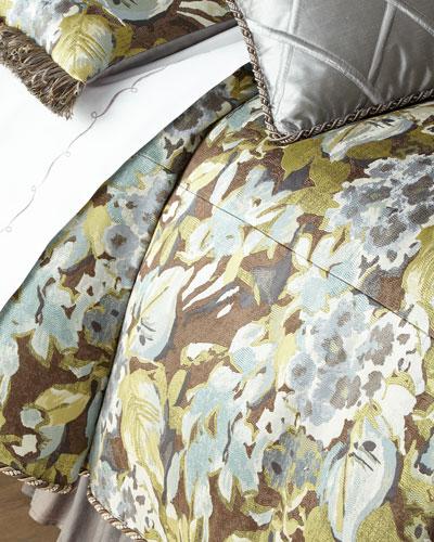 King Hydrangea Duvet Cover