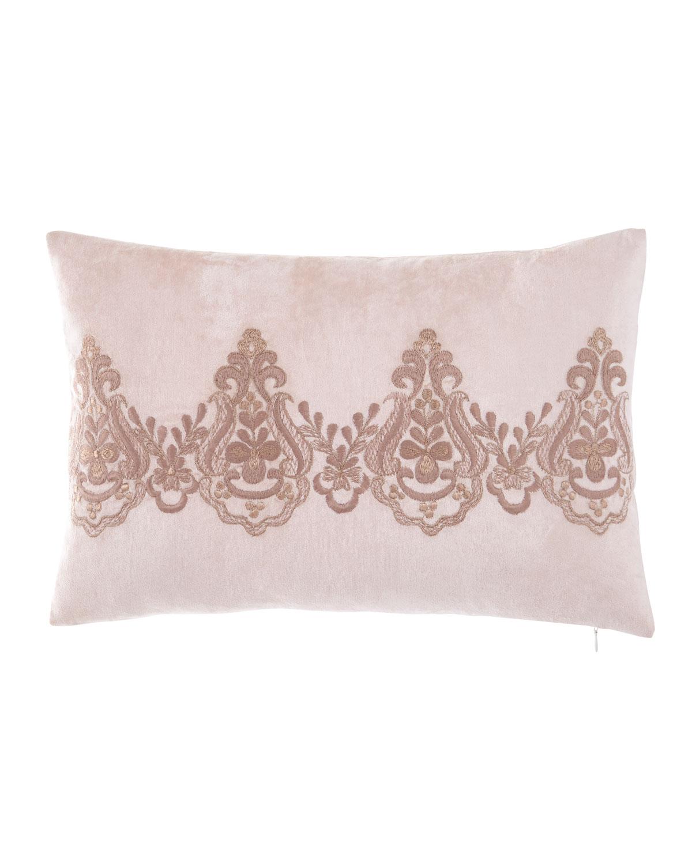 Rose Gold Decorative Pillow