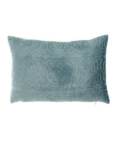 Spa Rectangle Decorative Pillow