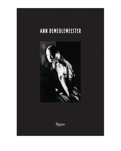 Ann Demeulemeester Book
