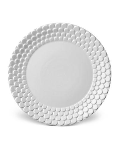 Aegean White Dinner Plate