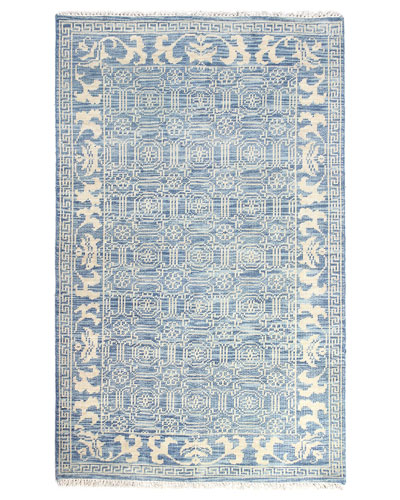 Rory Hand-Knotted Rug, 5' x 7'6