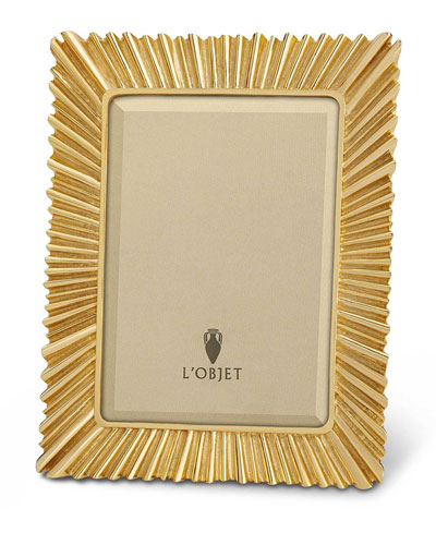 Gold Ray Frame, 4