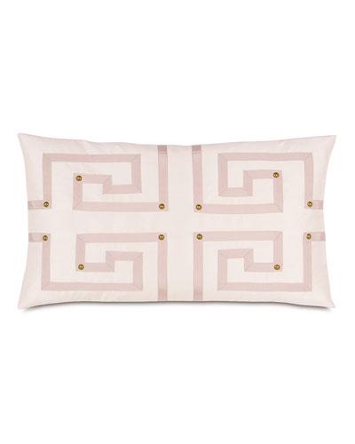 Edris Ivory Pillow