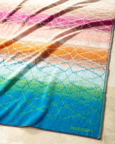 Tania Beach Towel