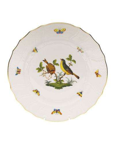 Rothschild Bird Dinner Plate #7
