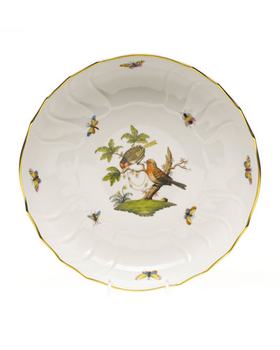 Rothschild Bird Open Vegetable Dish