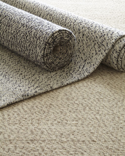Agatha Woven Wool Rug, 9' x 12'