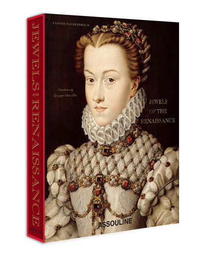 Jewels of the Renaissance Hardcover Book