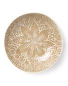 Lace Natural Pasta Bowl
