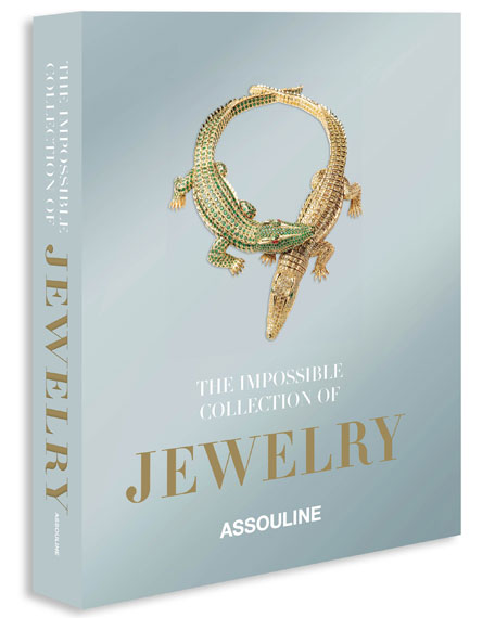Assouline Impossible Jewelry Hardcover Book