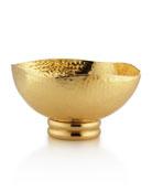 El Dorado Brass Square Bowl