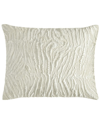 Opal Essence Embroidered Pillow, 16