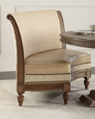Jarvis Leather Banquette