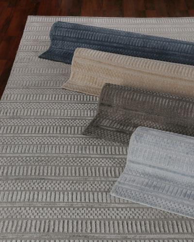 Corinna Hand-Loomed Rug, 6' x 9'