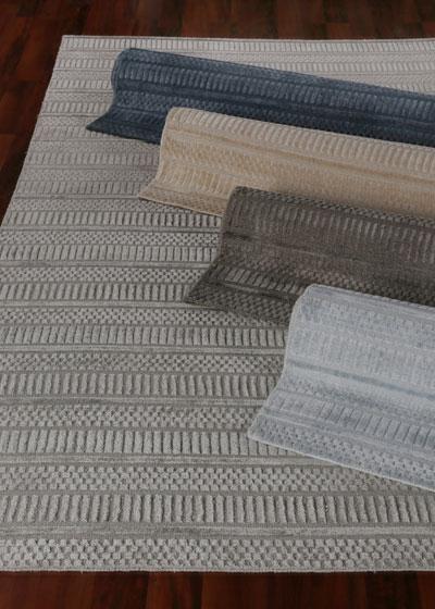 Corinna Hand-Loomed Rug, 9' x 12'