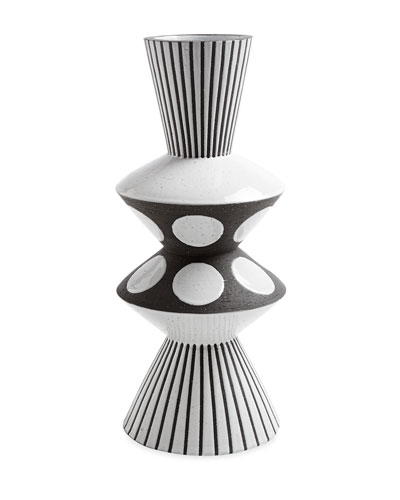 Palm Springs Bow Tie Vase