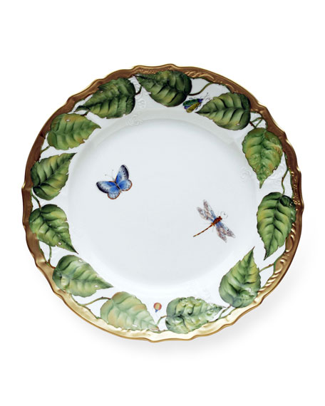Anna Weatherly Ivy Garland Charger Plate