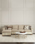 Dufrain Left Chaise Sectional