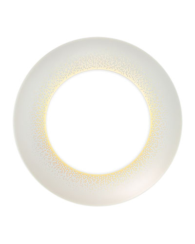 Souffle d'Or Dinner Plate