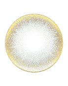Souffle d'Or Charger Plate