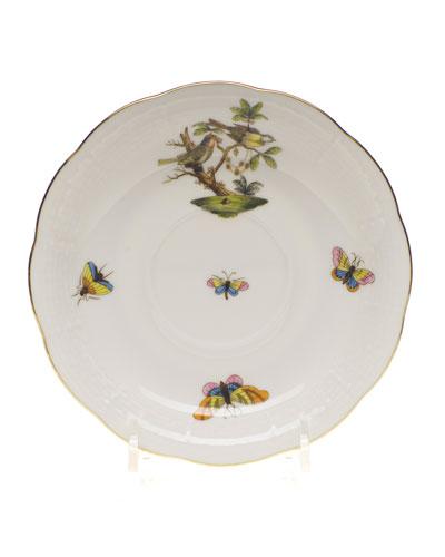 Rothschild Bird Saucer #11