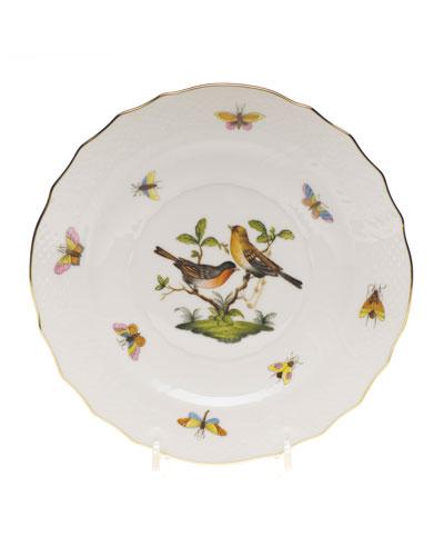 Rothschild Bird Salad Plate #9