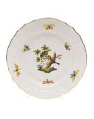Herend Rothschild Bird Bread & Butter Plate #10