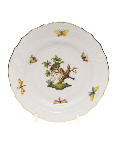 Rothschild Bird Bread & Butter Plate #10