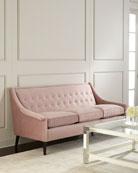 Newport Button-Tufted Sofa