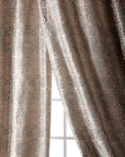 Abound Taffeta Curtain, 108