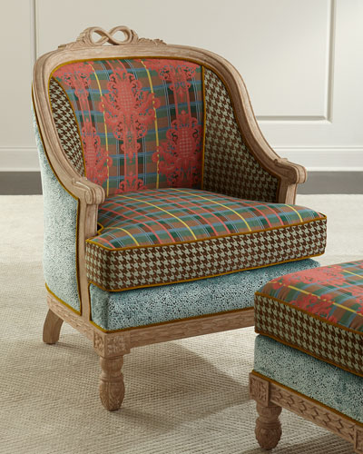 Quick Look. MacKenzie Childs · Inverness Accent Chair
