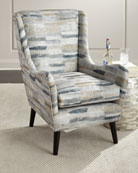 Tanna High-Back Accent Chair