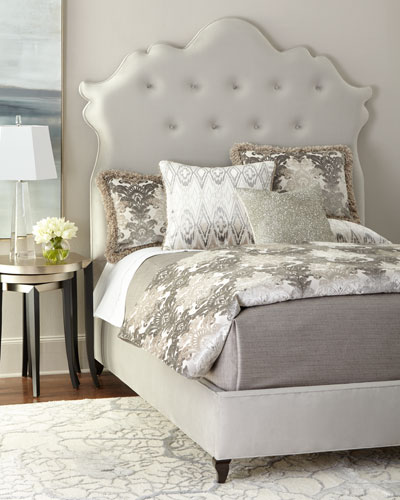 Superb Quick Look. Haute House · Arabella Tufted Queen Bed