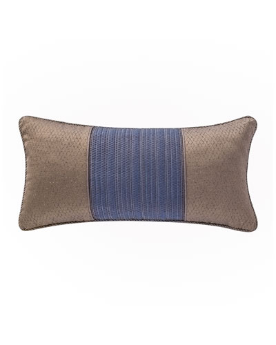 Alisanne Pillow with Blue Center, 11