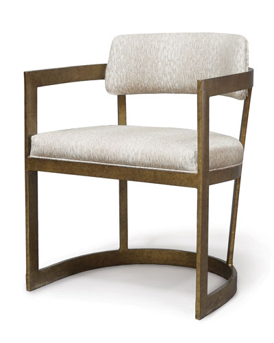 Tay Golden Arm Chair