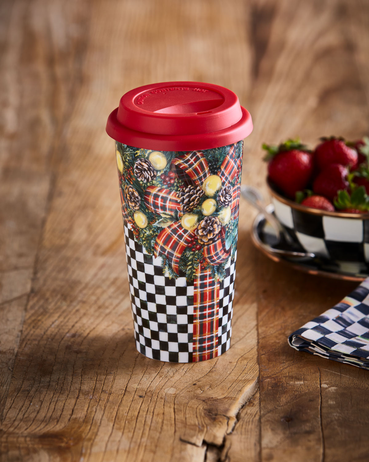 Evergreen Travel Cup