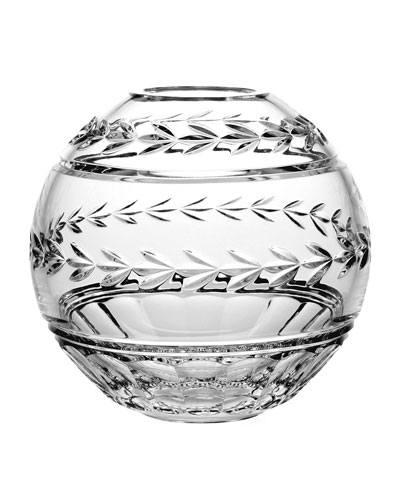 Georgia Rose Crystal Bowl