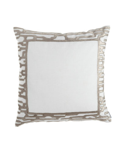 Christian European Pillow, 28