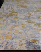 Marcelo Hand-Knotted Rug, 6' x 9'
