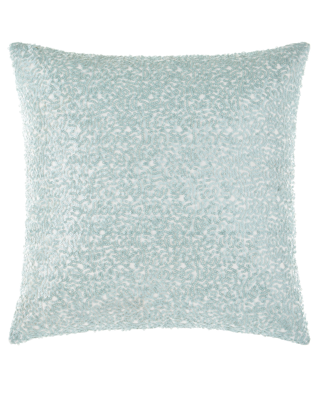 Glaze Sequin Decorative Pillow
